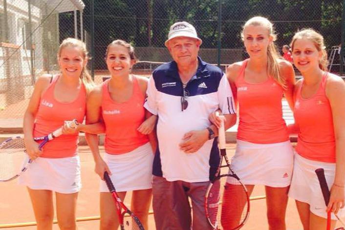 Damen 30 - Tennisabteilung Des TUS Gutenberg