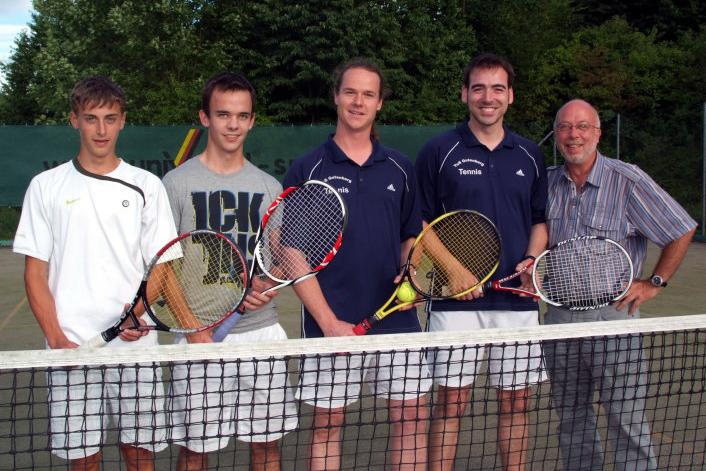 Herren - Tennisabteilung Des TUS Gutenberg