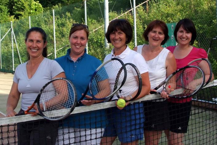 Damen 40 - Tennisabteilung Des TUS Gutenberg