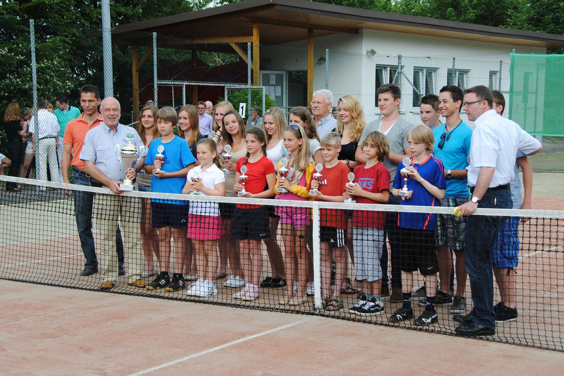 Verbandsgemeinde Cup - Tennisabteilung des TUS Gutenberg