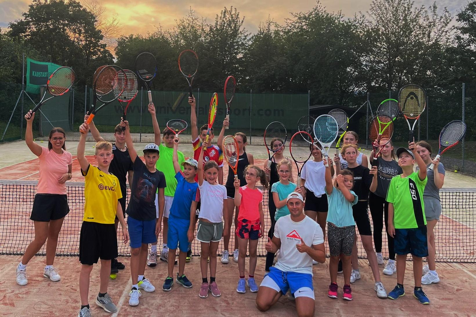 Tennisabend Jugendliche 2021